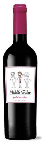Middle Sister Goody Two Shoes Pinot Noir